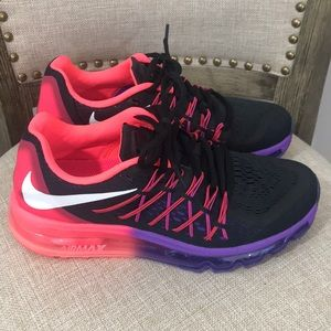 Nike Air Max Running Shoes Sneakers Women's EUC
